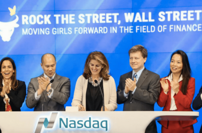 We Rang the Closing Bell at Nasdaq!