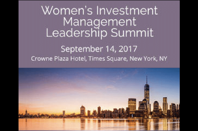 Founder And RTSWS Board Member Are Guest Speakers At NYC Investment Summit